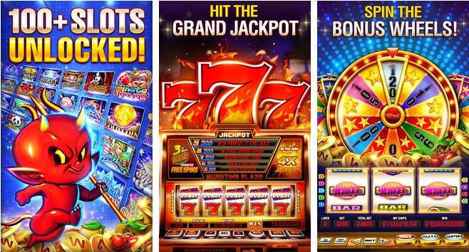 Berbagai Bonus di Doubleu Casino - Free Slots